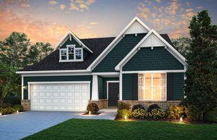 Ascend with Basement - Arbor Oaks: Ypsilanti, Michigan - Pulte Homes