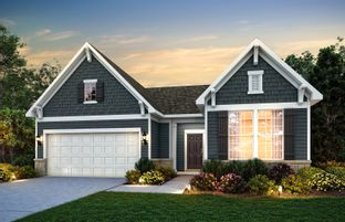 Bedrock - Cottages at Gregory Meadows: Lake Orion, Michigan - Pulte Homes