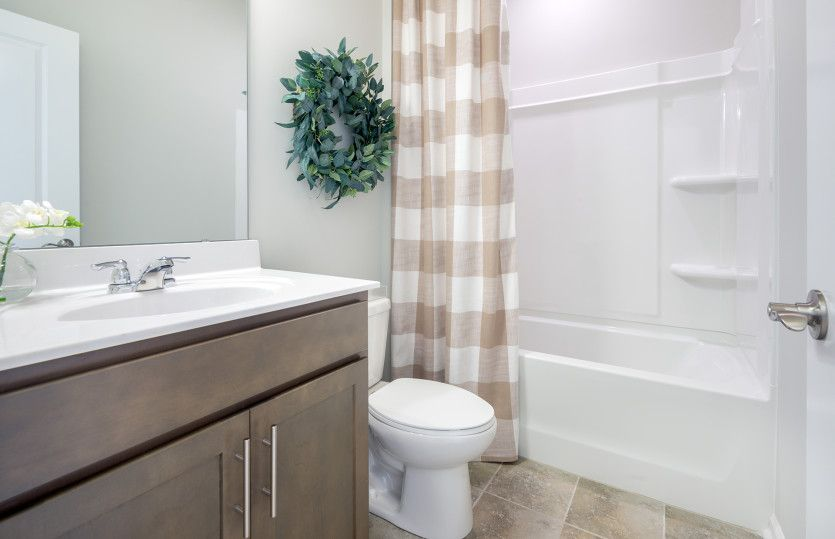 Bathroom featured in the Harris By Pulte Homes in Raleigh-Durham-Chapel Hill, NC