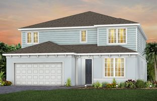 Yorkshire - Lakeview Preserve: Winter Garden, Florida - Pulte Homes