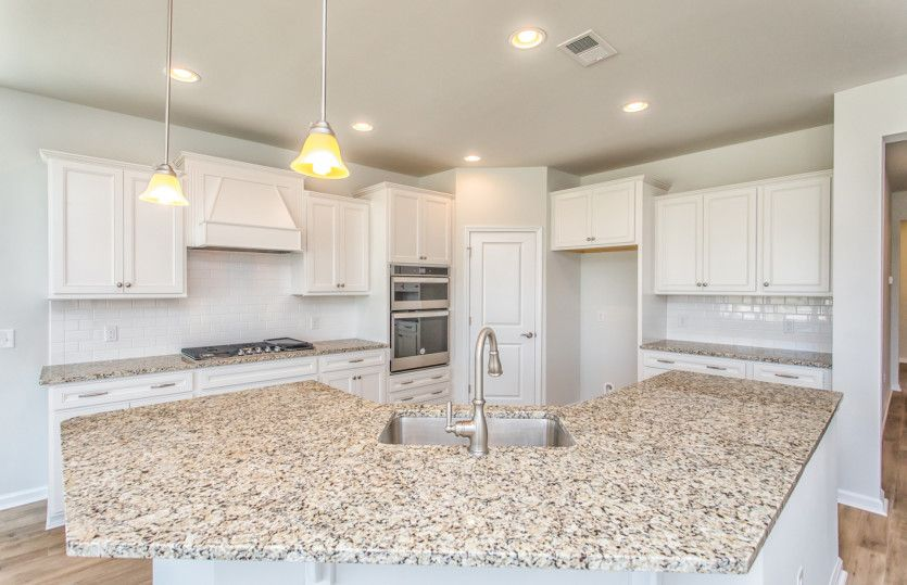 Kitchen featured in the Bennett By Pulte Homes in Wilmington, NC