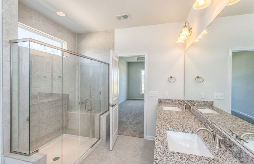 Bathroom featured in the Bennett By Pulte Homes in Wilmington, NC