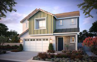 Plan One - Evolve at Rienda: Rancho Mission Viejo, California - Pulte Homes