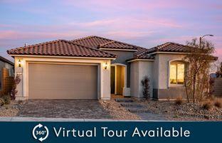 Parklane - Pinewood at Skye Canyon: Las Vegas, Nevada - Pulte Homes