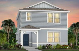 Jasmine - Tohoqua: Kissimmee, Florida - Pulte Homes