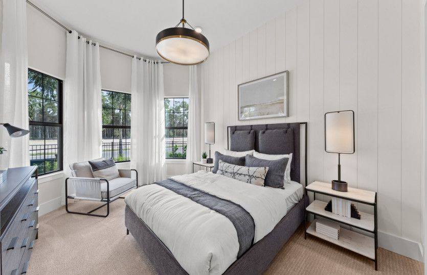 Bedroom featured in the Layton By Pulte Homes in Naples, FL