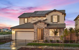 Ellensburg - Sunset at River Islands: Lathrop, California - Pulte Homes
