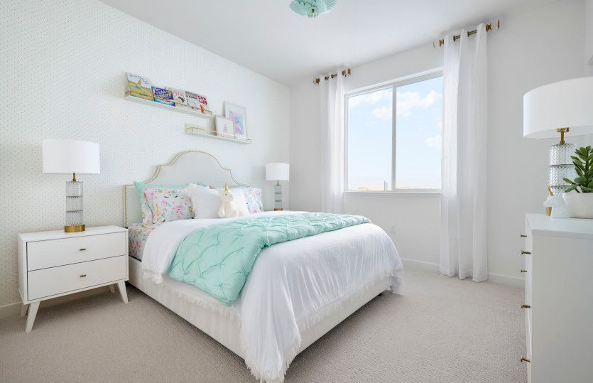 Bedroom featured in the Quincy By Pulte Homes in Stockton-Lodi, CA