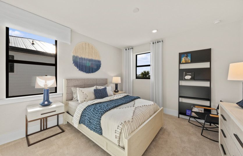 Bedroom featured in the Layton By Pulte Homes in Punta Gorda, FL