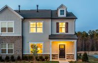 Royal Creek by Pulte Homes in Raleigh-Durham-Chapel Hill North Carolina