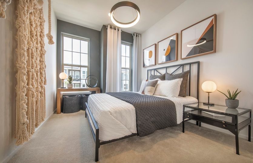 Bedroom featured in the Bowery By Pulte Homes in Bergen County, NJ