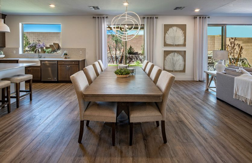 Living Area featured in the Layton By Pulte Homes in Las Vegas, NV