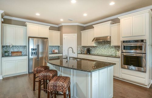 Kitchen-in-Creekview-at-The Preserve at Palm Valley-in-Ponte Vedra Beach