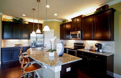 Kitchen-in-Citrus Grove-at-Lakeshore at Narcoossee-in-Saint Cloud