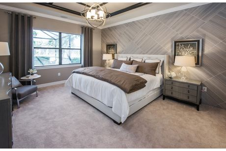 Bedroom-in-Summerwood-at-Avalon Park at Ave Maria-in-Ave Maria
