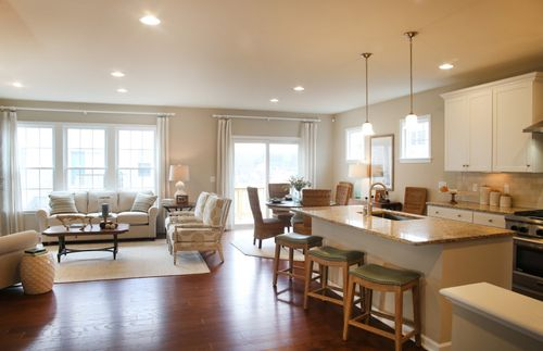 Greatroom-and-Dining-in-Continental-at-Brookfield Village-in-South Weymouth