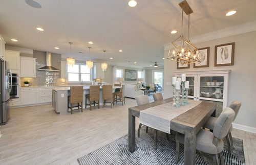 Greatroom-and-Dining-in-Martin Ray-at-The Retreat at Barefoot Village-in-North Myrtle Beach