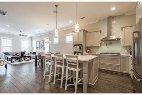 Greatroom-and-Dining-in-Sweetgrass-at-The Arbors in St. Johns Woods-in-Johns Island