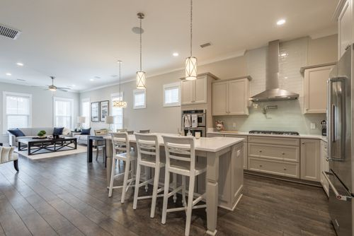 Kitchen-in-Sweetgrass-at-The Arbors in St. Johns Woods-in-Johns Island