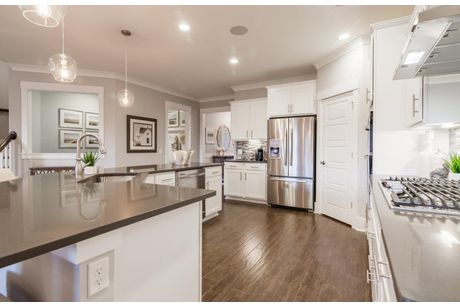 Kitchen-in-Stonebrook-at-The Landings at New Riverside-in-Bluffton