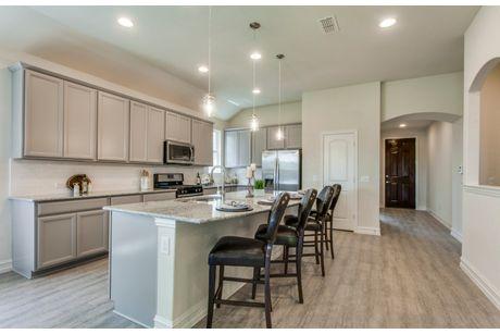 Kitchen-in-Sheldon-at-Walnut Creek-in-Rosenberg