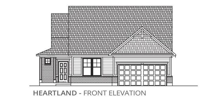 Heartland - Front Elevation