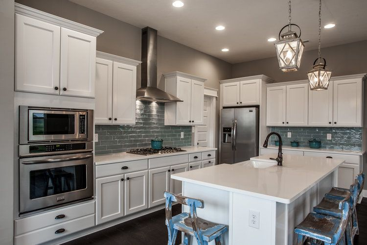 Kitchen featured in the Berkeley By Finecraft in Indianapolis, IN