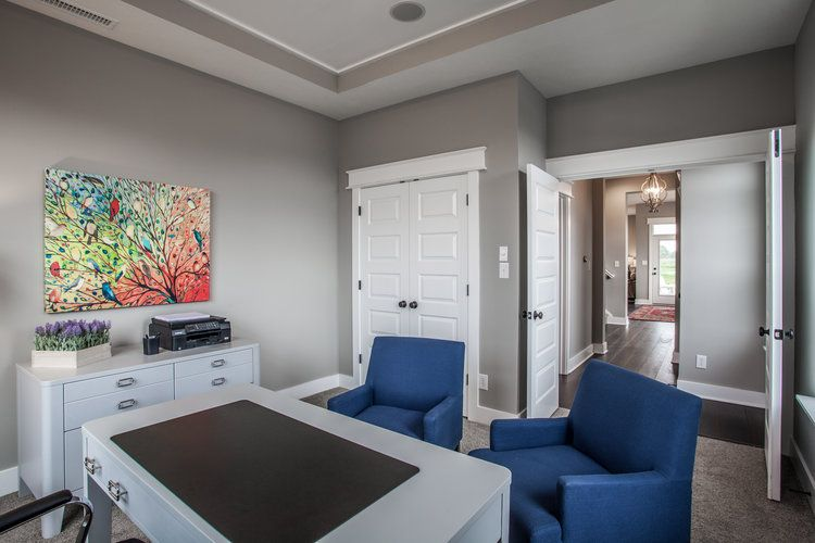 Living Area featured in the Berkeley By Finecraft in Indianapolis, IN
