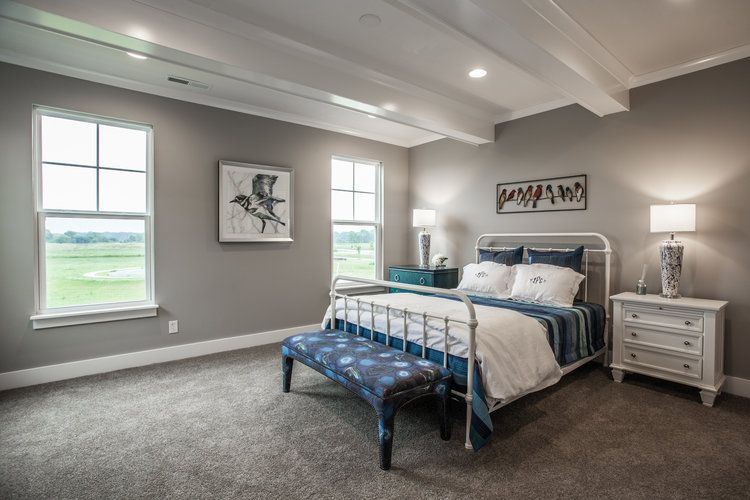 Bedroom featured in the Berkeley By Finecraft in Indianapolis, IN