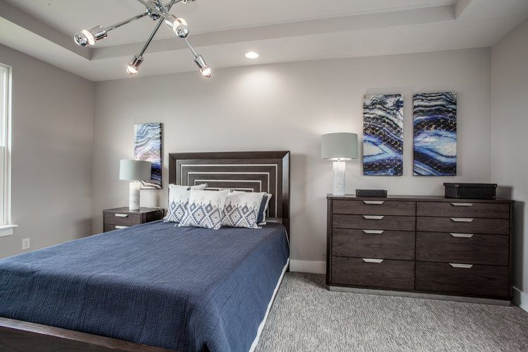 Bedroom featured in the Brooklyn By Finecraft in Indianapolis, IN