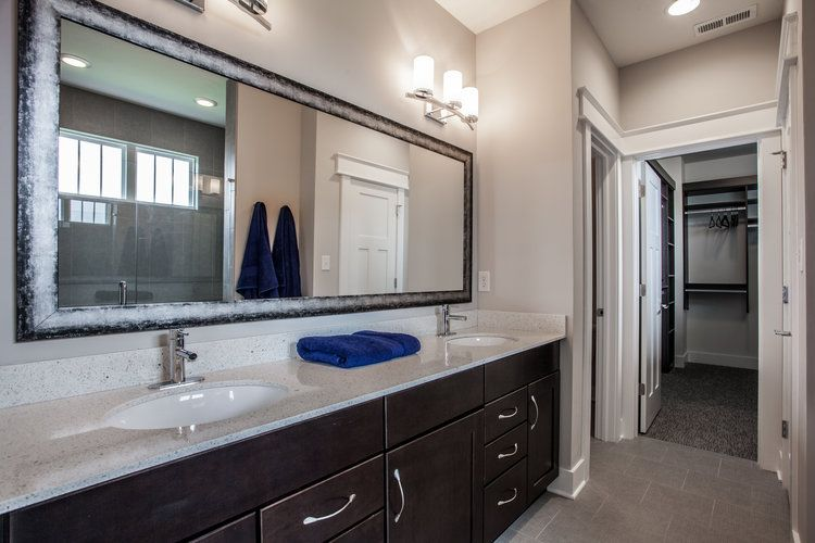 Bathroom featured in the Brooklyn By Finecraft in Indianapolis, IN