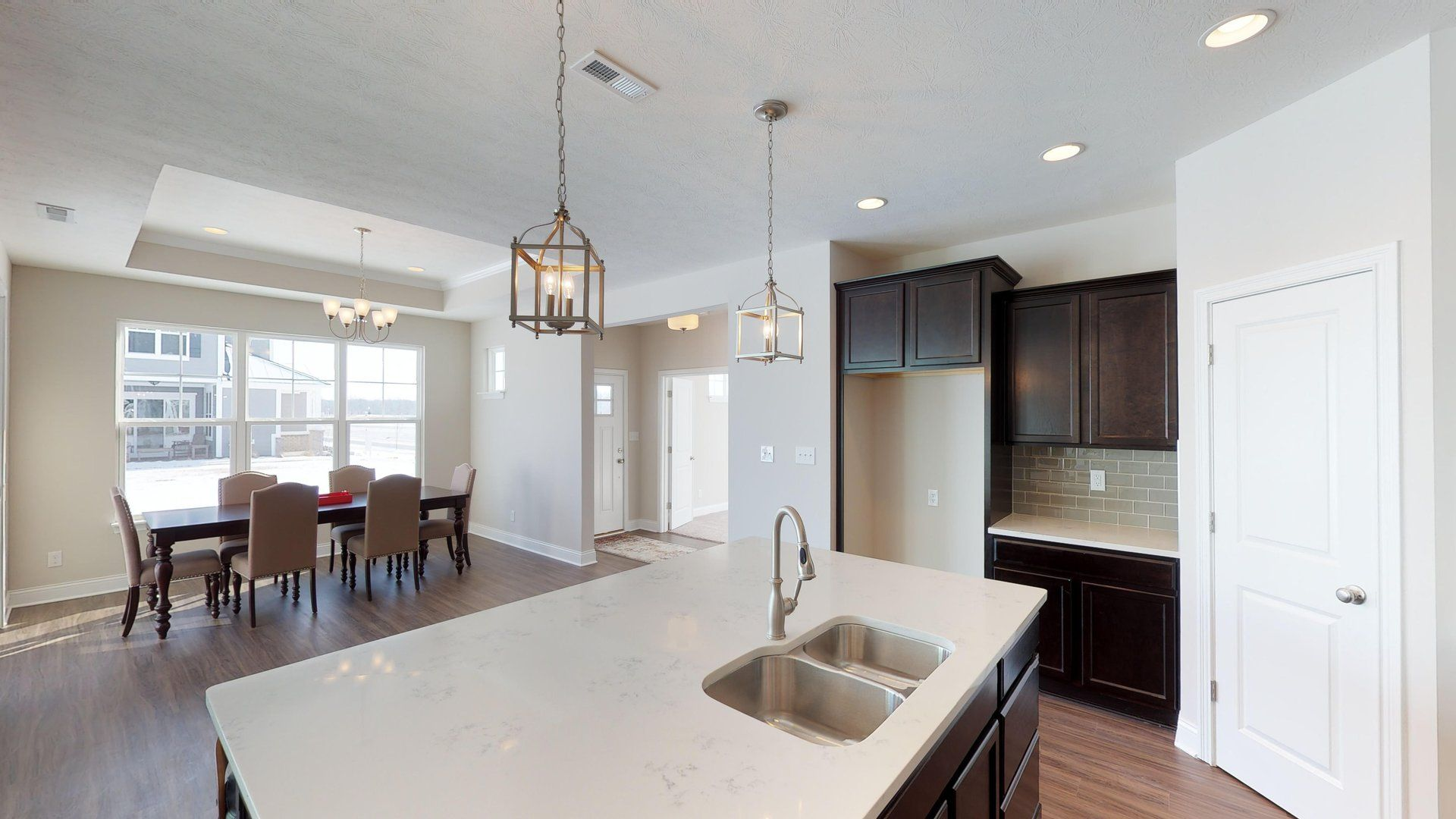 Kitchen featured in the Austin By Finecraft in Indianapolis, IN