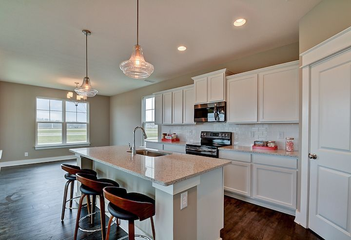 Kitchen featured in the Soho By Finecraft in Indianapolis, IN