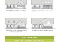 LH-1524 - Deer Meadows: Franklin, Indiana - Pyatt Builders