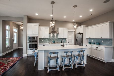 Kitchen-in-Berkeley-at-The Grove at Legacy-in-Carmel