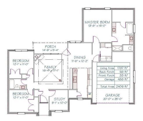 19483S:Floor Plan