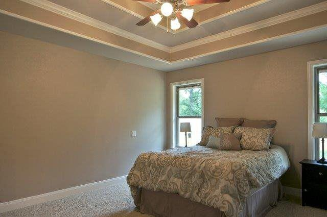Bedroom featured in the Plan 1577 By Pyramid Homes in Longview, TX