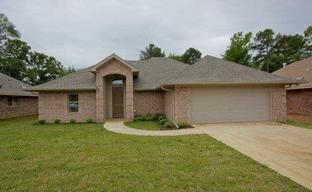 Oasis South by Pyramid Homes in Tyler Texas