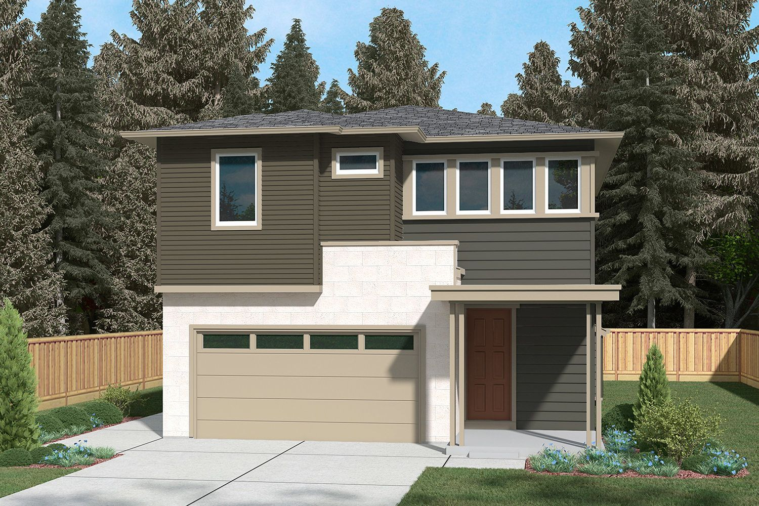 Homebuilder designs in maltby wa movenewhomes for Washington home builders