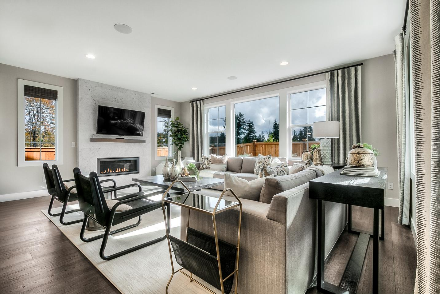 'Overlook at Summit Park' by Quadrant Homes in Seattle-Bellevue