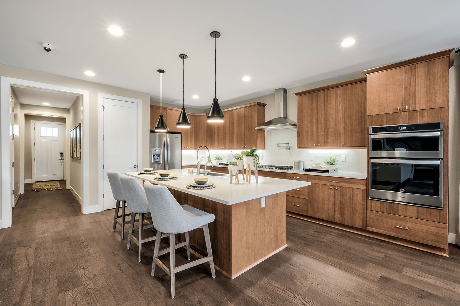 Kitchen featured in the Residence O-300 By Quadrant Homes in Seattle-Bellevue, WA