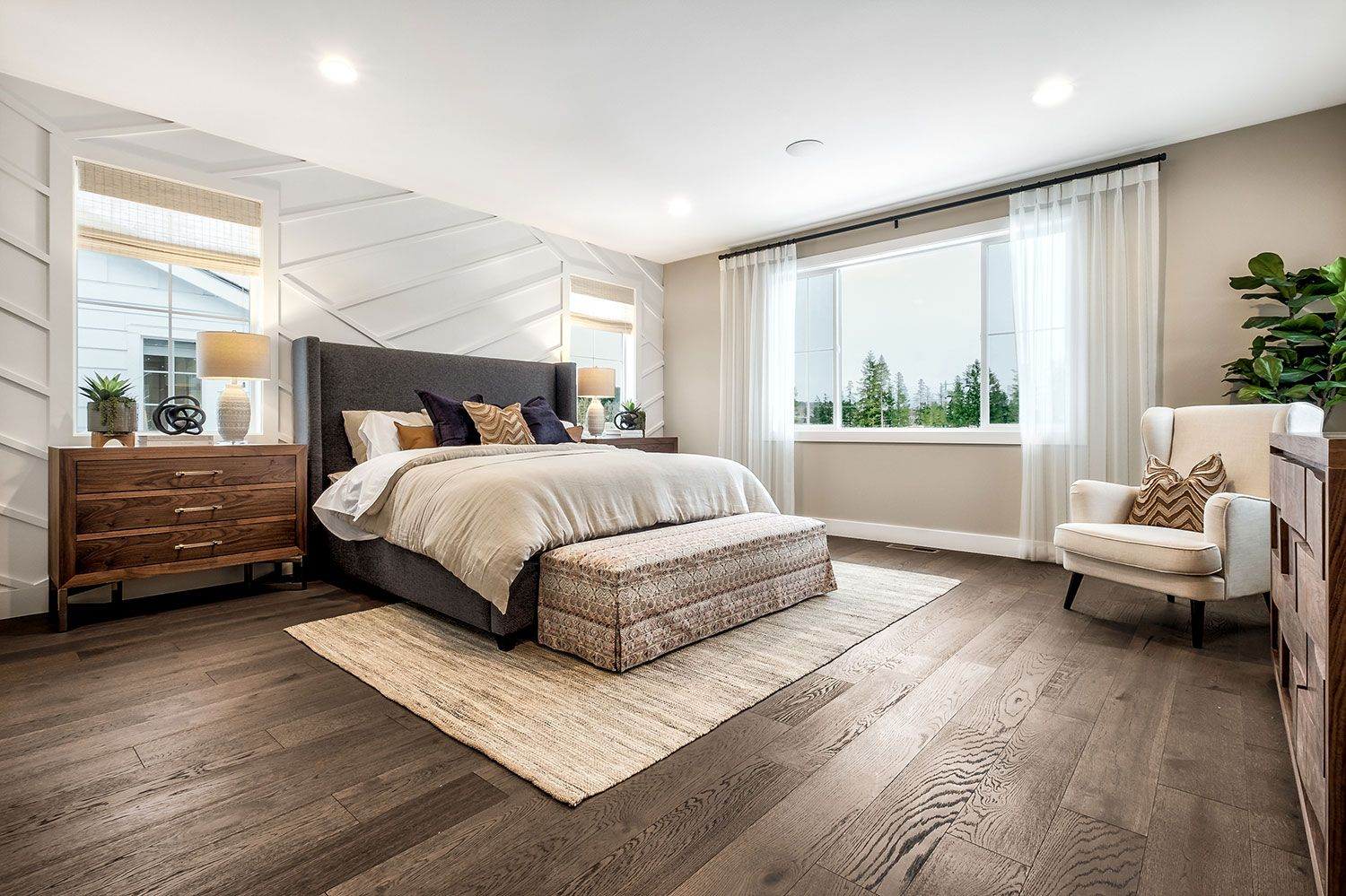 Bedroom featured in the Residence O-300 By Quadrant Homes in Seattle-Bellevue, WA