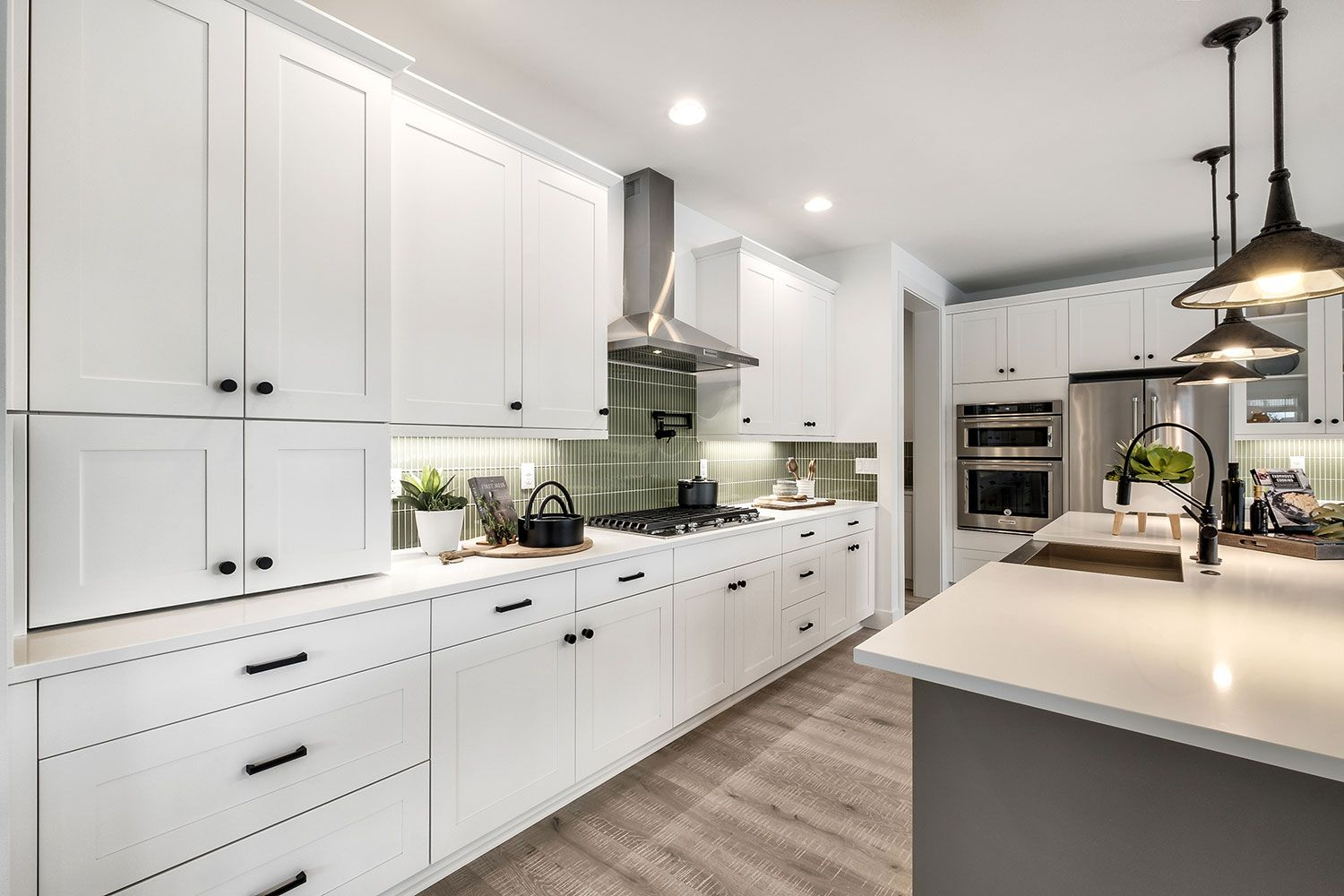 Kitchen featured in the Residence O-310 By Quadrant Homes in Seattle-Bellevue, WA