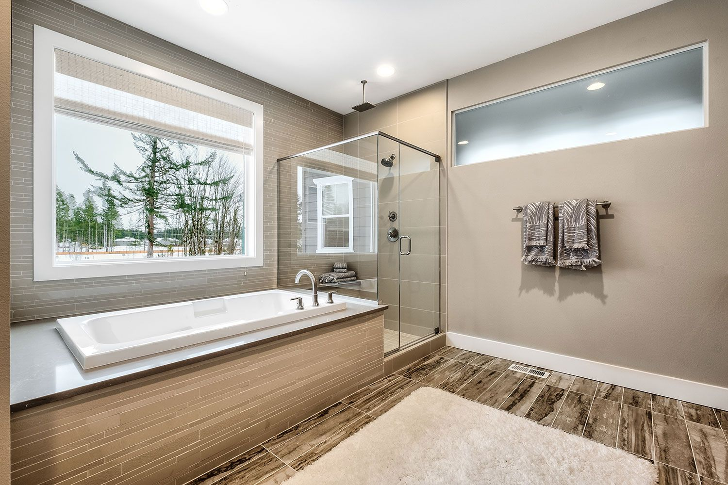 Bathroom featured in the Residence O-300 By Quadrant Homes in Seattle-Bellevue, WA