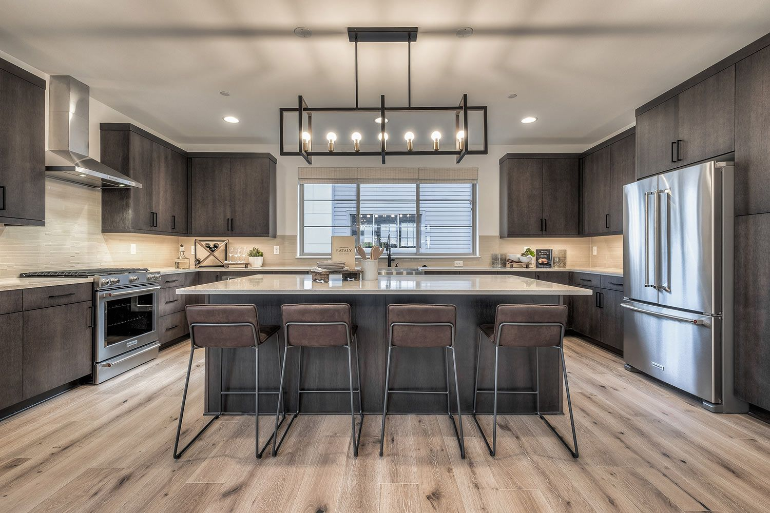 Kitchen featured in the Vareze Plan 8 By Quadrant Homes in Seattle-Bellevue, WA