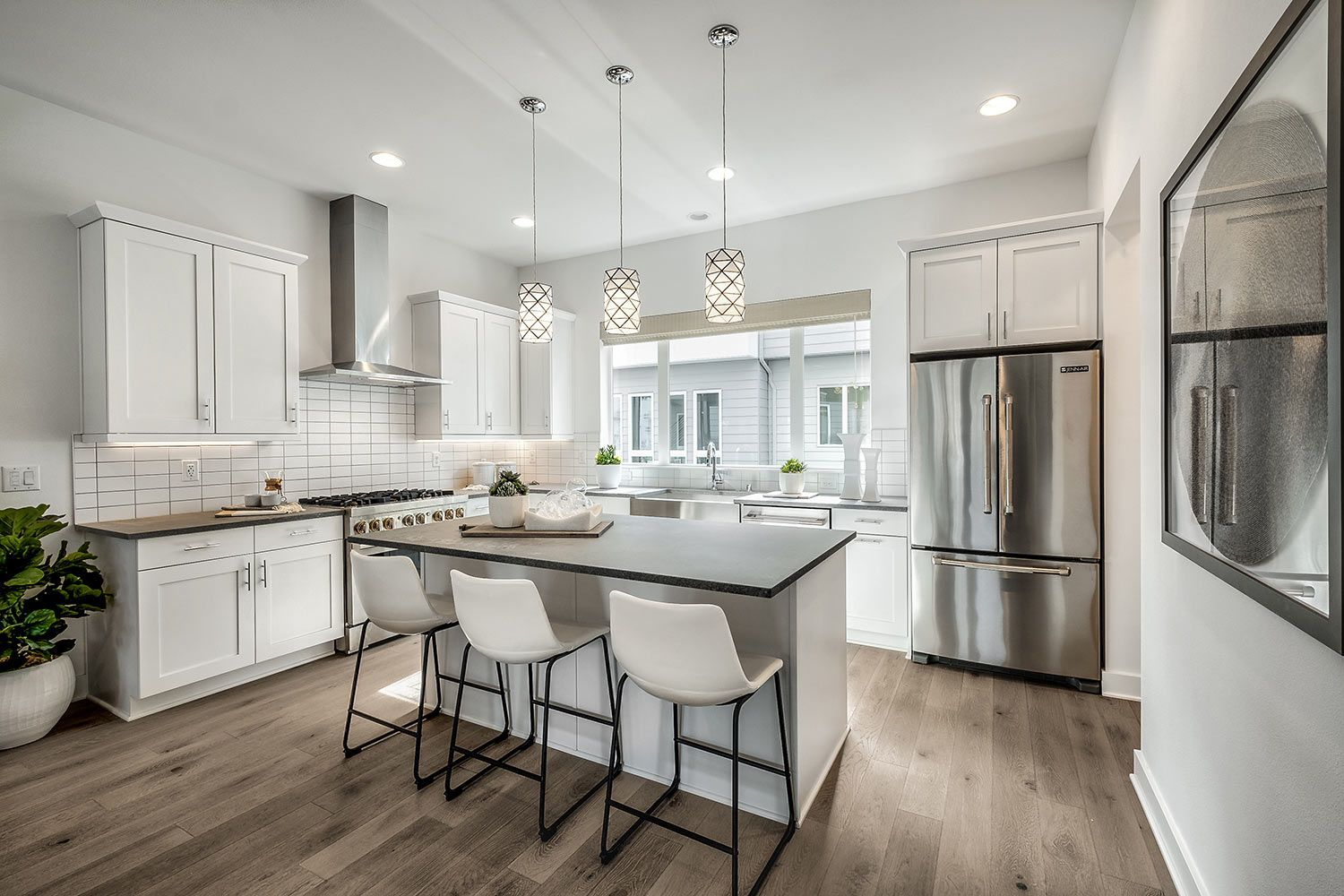 Kitchen featured in the Plan 3 By Quadrant Homes in Seattle-Bellevue, WA