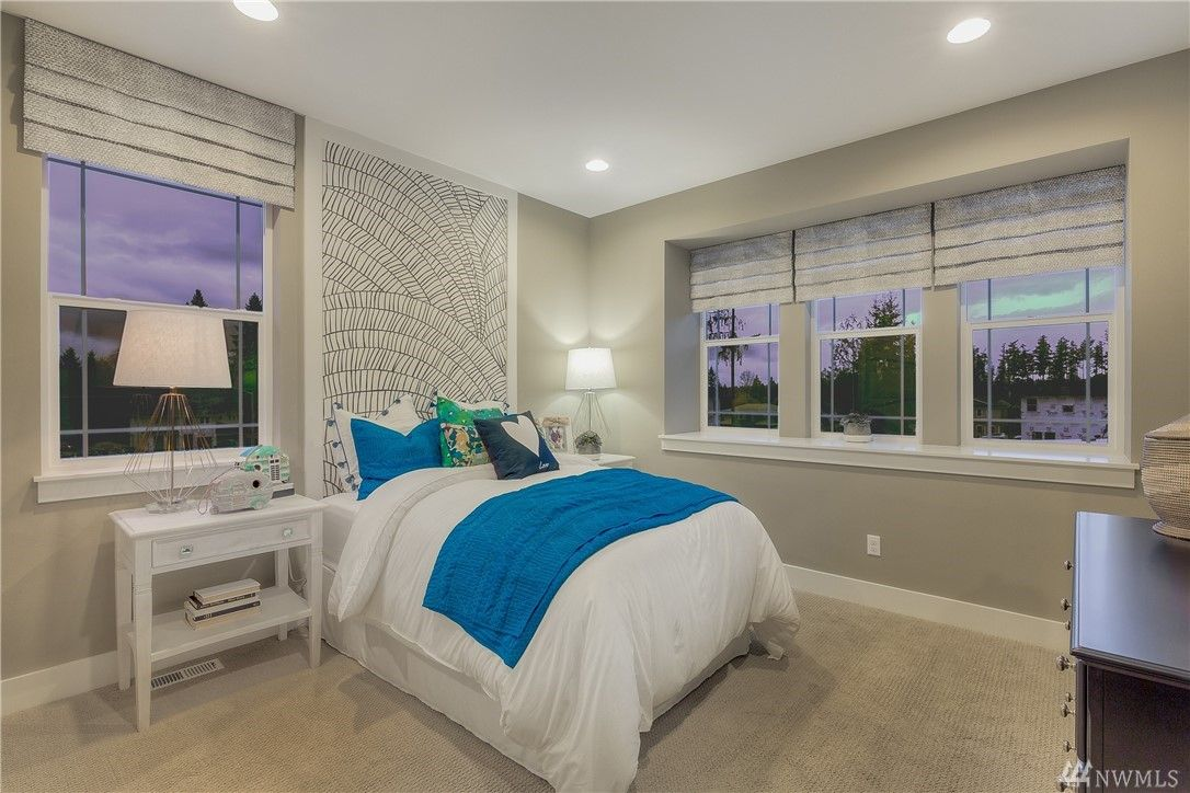Bedroom featured in the Residence 1-B410 By Quadrant Homes in Seattle-Bellevue, WA