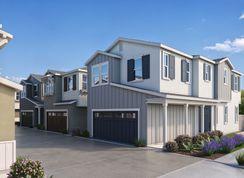 Plan A - Summerland Signal Hill: Signal Hill, California - RC Homes Inc