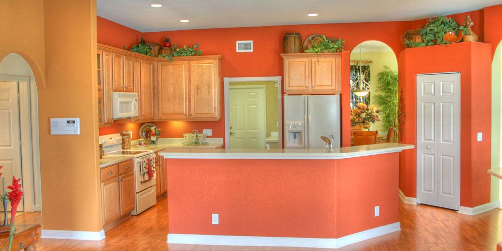 Kitchen featured in the Pinewood 5 By RJM Homes in Palm Beach County, FL