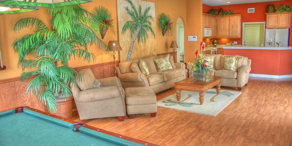 Living Area featured in the Pinewood 5 By RJM Homes in Martin-St. Lucie-Okeechobee Counties, FL